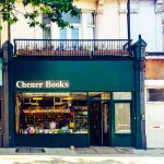 chener books london independent bookshop www.paperbacksocial.com bookshops independent bookshops in london bookblogger