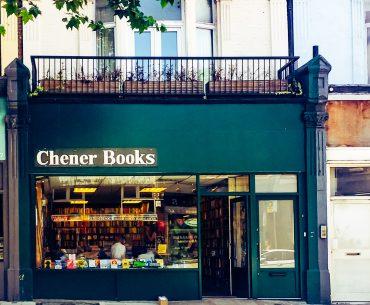 chener books london independent bookshop www.paperbacksocial.com bookshops independent bookshops in london bookblogger