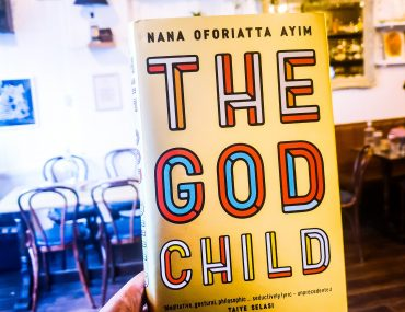book review God Child Oforiatta Ayim