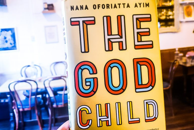 book review God Child Nana Oforiatta Ayim