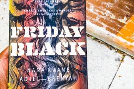 Friday Black Nana Adjei Brenyah book review read ghanaian www.paperbacksocial.com quercus books afro futurism