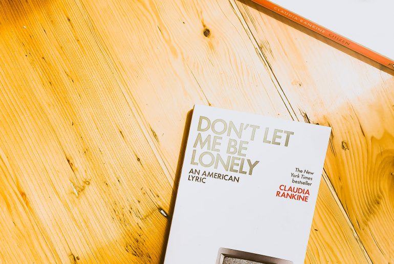 Don't Let Me Be Lonely book review Claudia Rankine paperbacksocial Don't Let Me Be Lonely