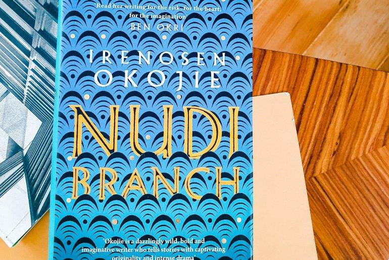 nudibranch Irenosen Okojie www.paperbacksocial.com book review caine prize 2020 paperback social black british writer