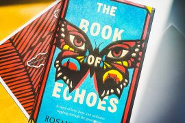 The Book Of Echoes Rosanna Amaka book review doubleday uk book blogger black british writers