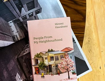 People from my Neighbourhood Hiromi Kawakami Women intranslation month book review WITmonth Japanese fiction japanese writers