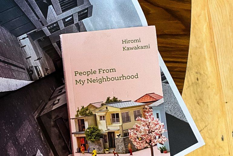 People from my Neighbourhood Hiromi Kawakami Women intranslation month book review WITmonth Japanese fiction japanese writers