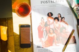 POSTSCRIPT London Cultural Anthology uk magazine and quarterlies motherhood untold