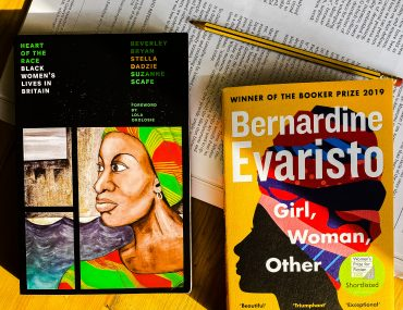 Girl, Woman, Other and Heart Of The Race: Pairing Fiction and Non Fiction