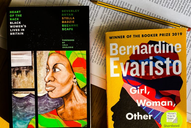 Heart Of The Race Girl Woman Other Book Review Book pAIRING bLACK bRITISH hISTORY