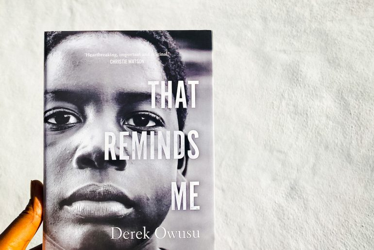 That Reminds Me Derek Owusu Book review black british writers book review www.paperbacksocial.com merky books