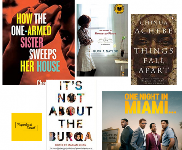 January Wrap Up books and film blog Book Reviews One Night In Miami Gloria Naylor Chinua Achebe
