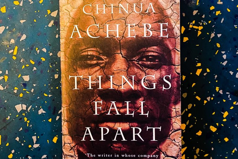 Things Fall Apart Chinua Achebe Book Review okonkwo www.paperbacksocial.com