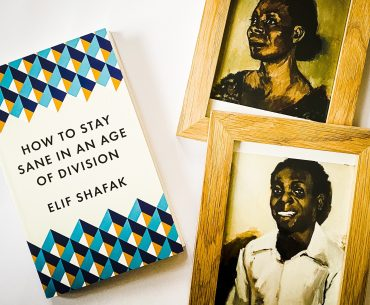 lynette yiadom-boakye tate britain Elif Shafak paperbacksocial